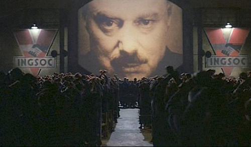 1984 orwell autorità